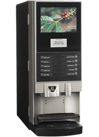 kaffe leverance Køge, espressomaskine etna tucana