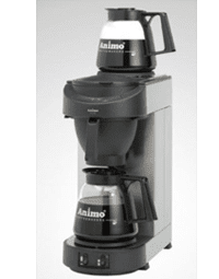 kaffe leverance Køge, bordbryggere animo