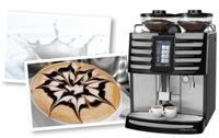 kaffe leverance Køge, espressomaskine schaerer
