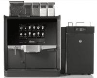 kaffe leverance Køge, espressomaskine de jong duke nio
